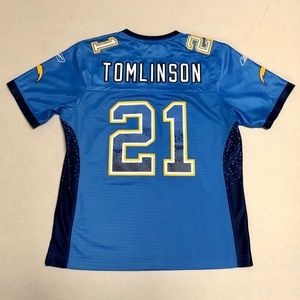 Los Angeles Chargers - Tomlinson Women's Jersey 🏈